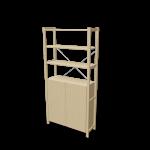 Ikea Ivar Shelving