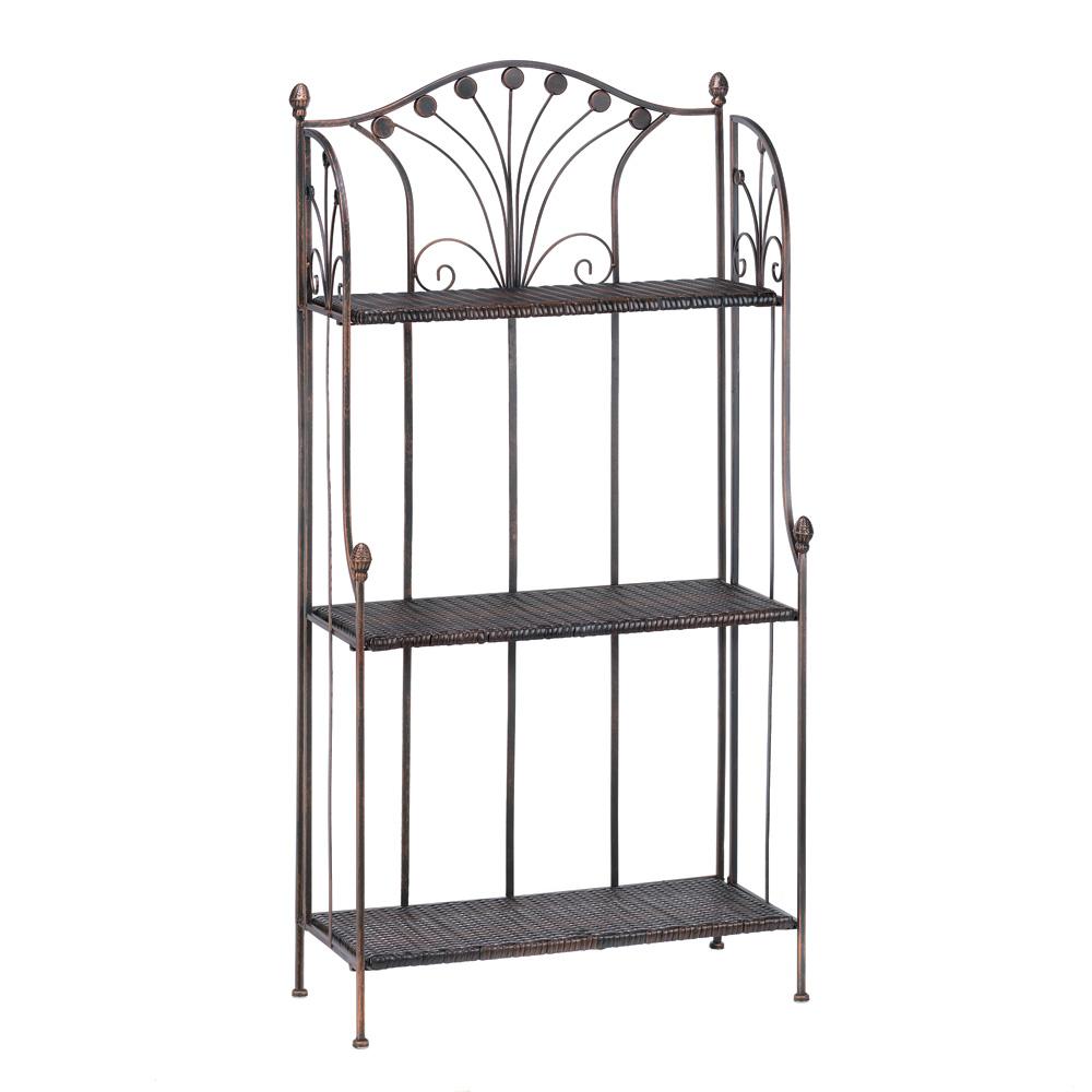 Ikea Metal Shelves