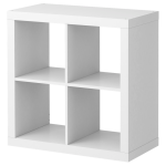Ikea White Shelving Unit