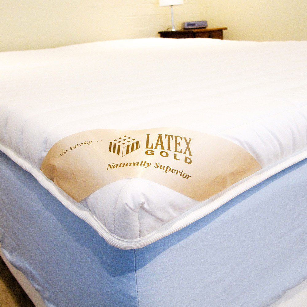 Natural Latex Mattress Toppers