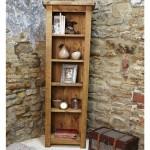 Rustic Corner Shelves