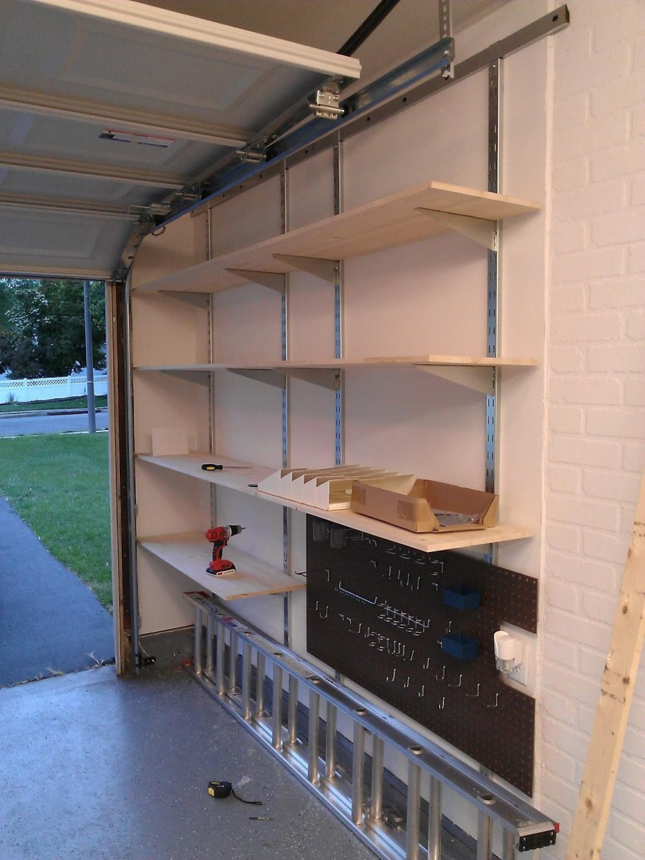 Garage Mezzanine Office