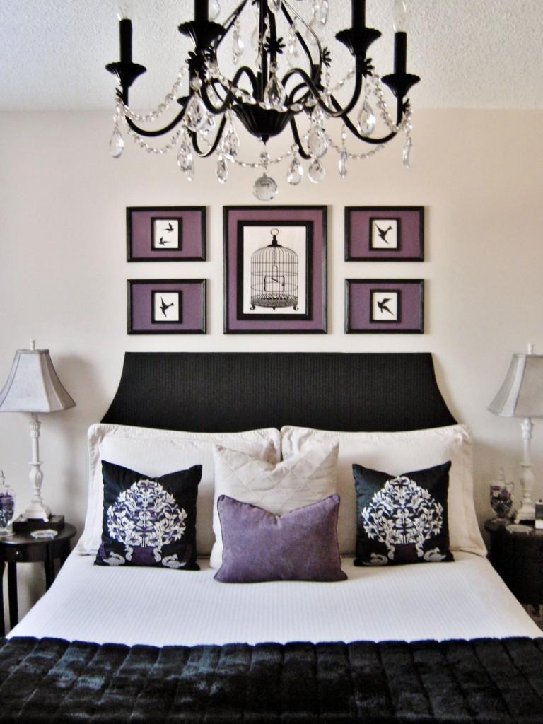 Black Chandelier For Bedroom