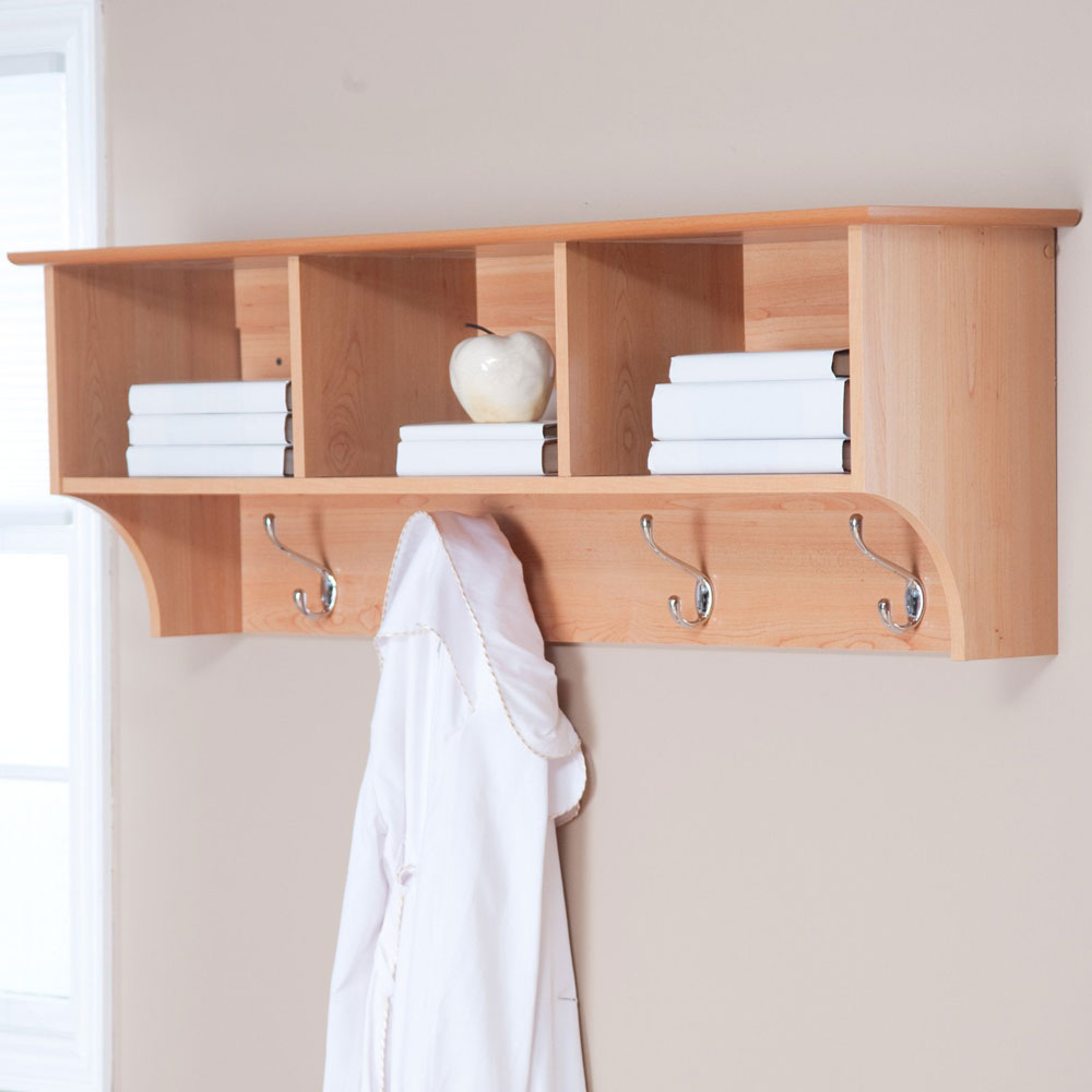 Decorative Bathroom Wall Shelves