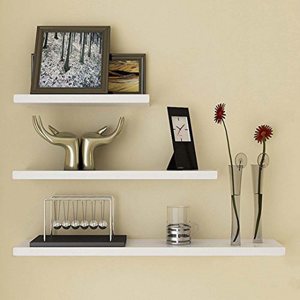 Decorative Floating Wall Shelves