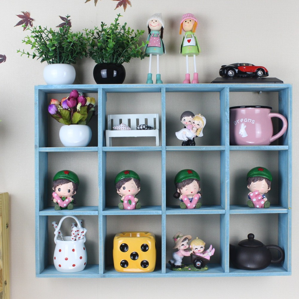 Decorative Wood Wall Shelves