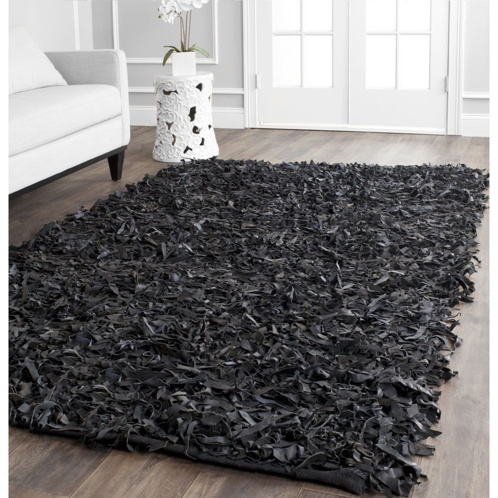 Large Black Area Rug Decor Ideasdecor Ideas