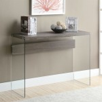 Mirrored Entryway Furniture