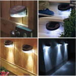 Solar Powered Outdoor Wall Lights