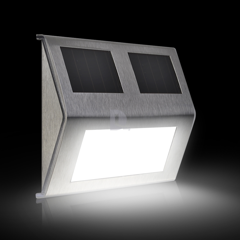 Solar Step Lights Outdoor