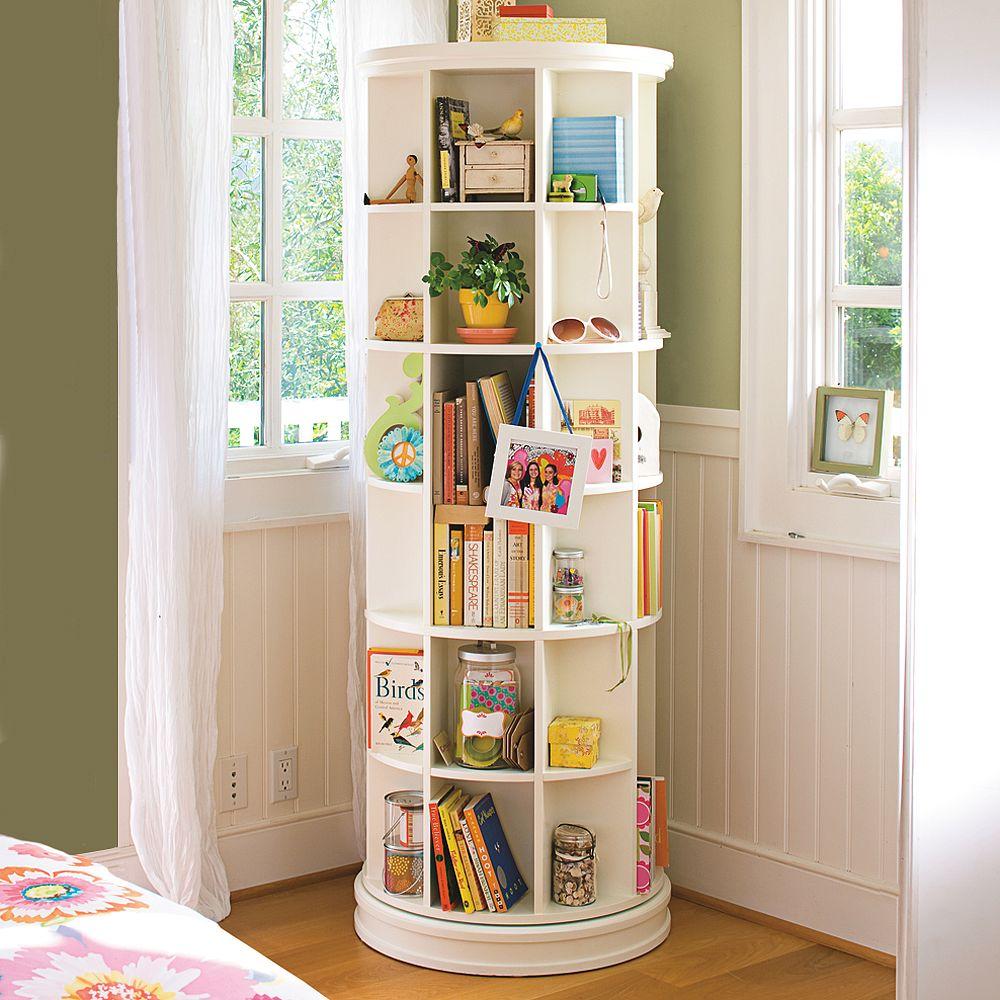 White Decorative Wall Shelves