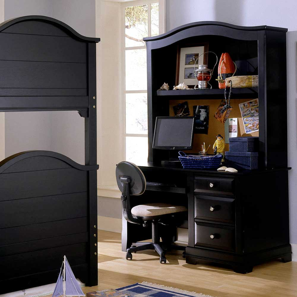 Black Desks For Bedroom