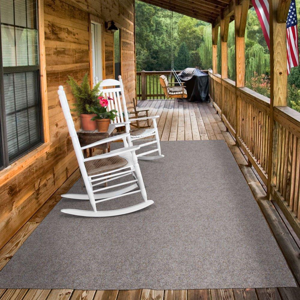 Deck Floor Covering Ideas