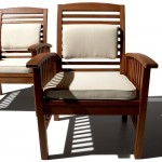 Arm Chair Set