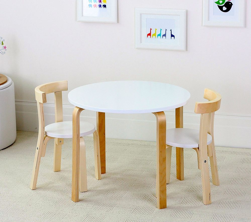 Child Table And Chair Set