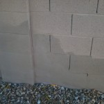Cover Cinder Block Wall
