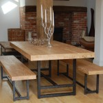 Dining Set With Bench And Chairs