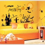 Halloween Wall Coverings