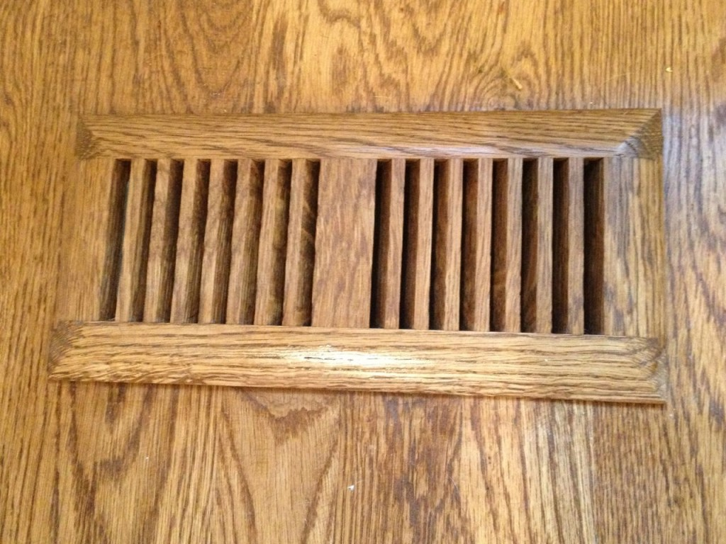 Hardwood Floor Vent Covers