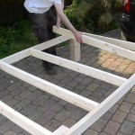 How To Make A Swing Bed