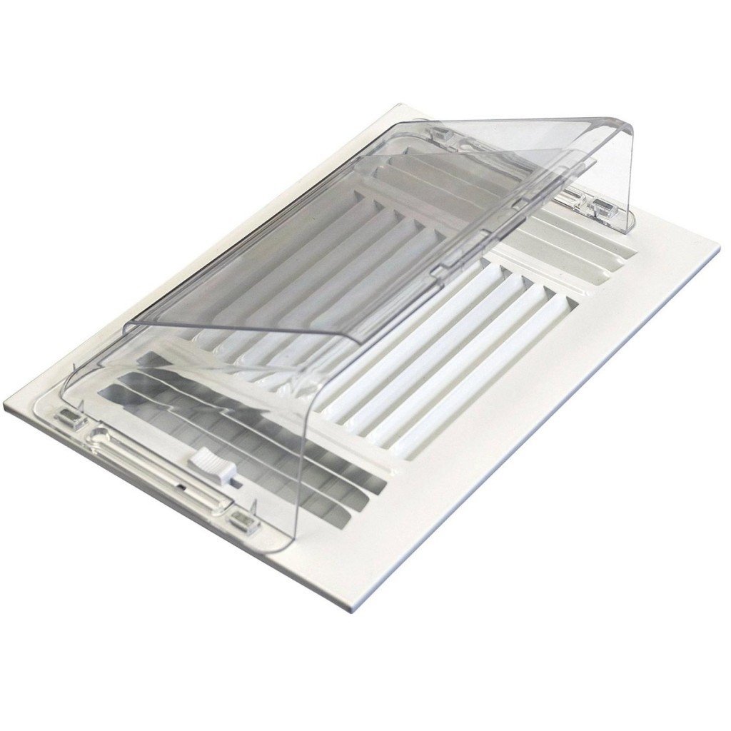 Magnetic Floor Vent Covers