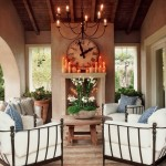 Outdoor Chandelier Ideas