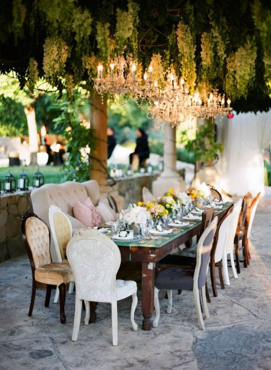 Patio Chandelier Outdoor Decor Ideas
