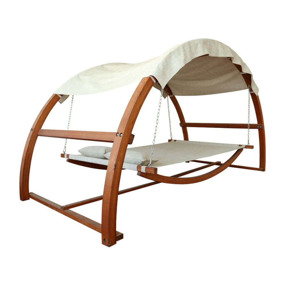 Patio Swing Bed