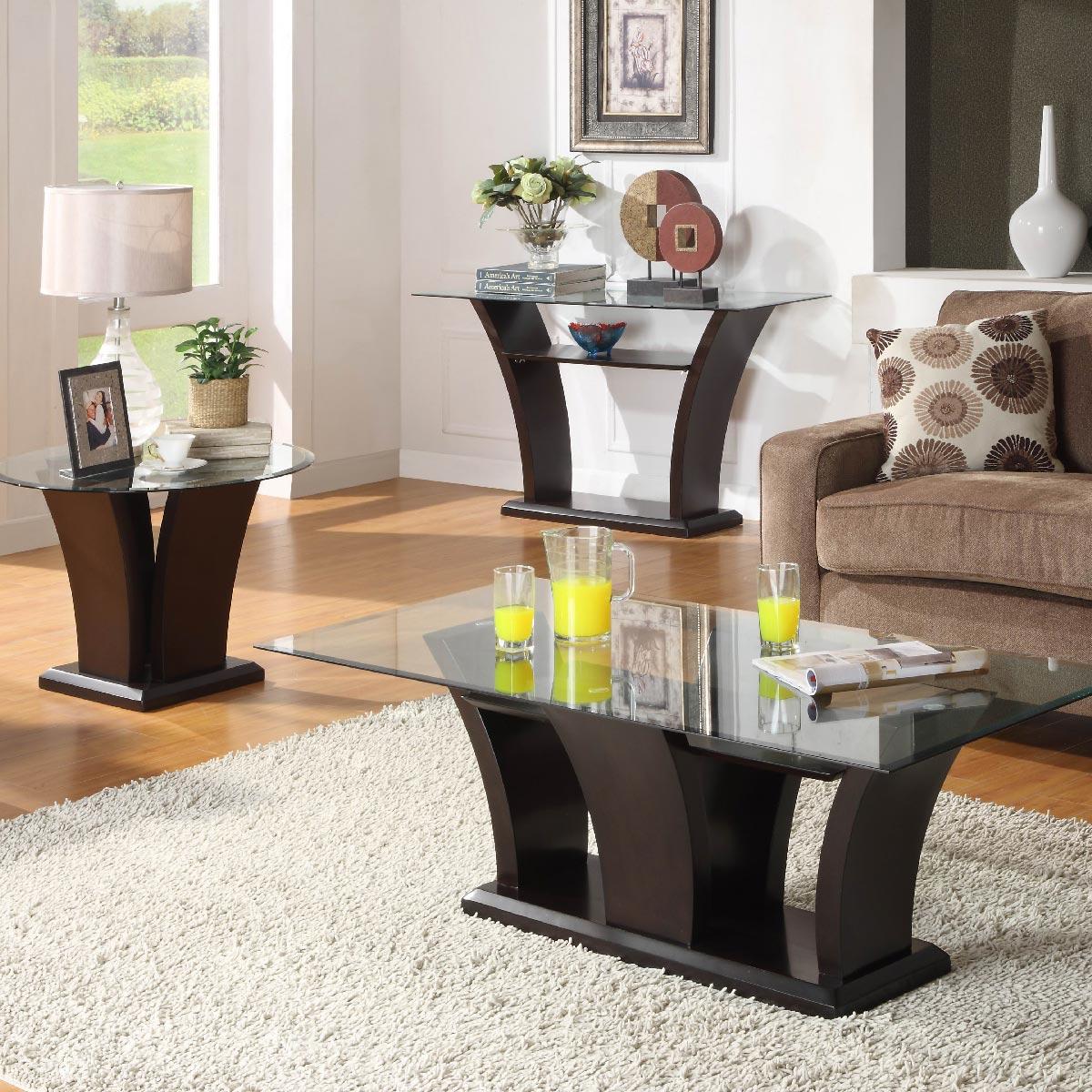 Rectangular Glass Top Dining Table - Decor Ideas
