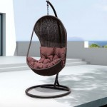 Round Swing Bed