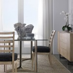 Small Glass Top Dining Table