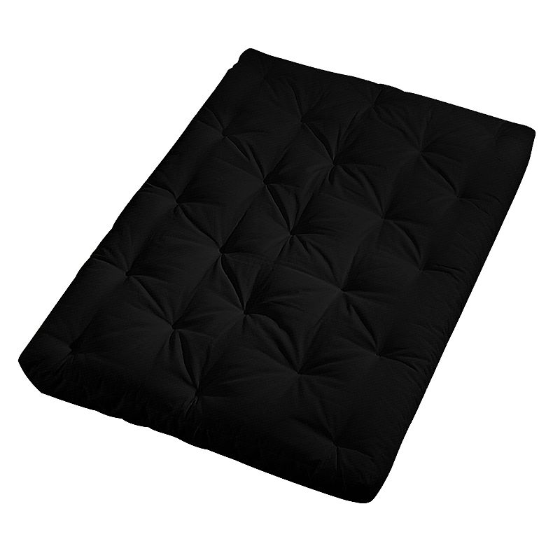 Black Futon Mattress