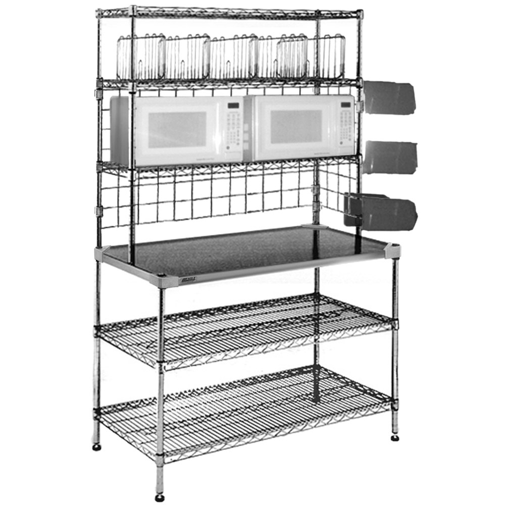 Eagle Wire Shelving