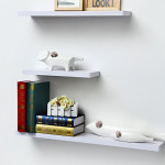 Floating Wall Shelves Wood