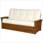 Futon And Mattress Set