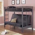 Futon Bunk Bed With Mattress