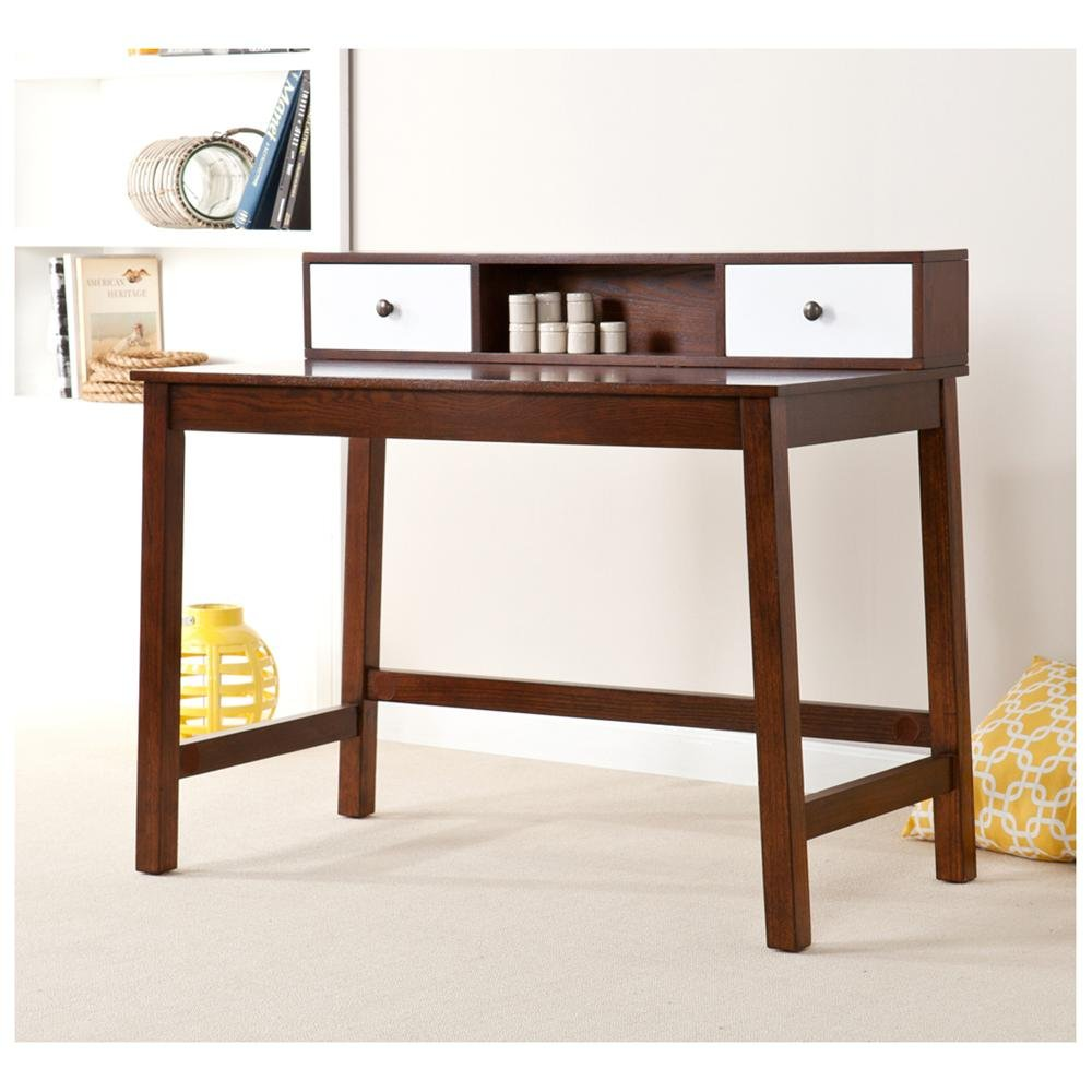 Ikea Desk With Shelves