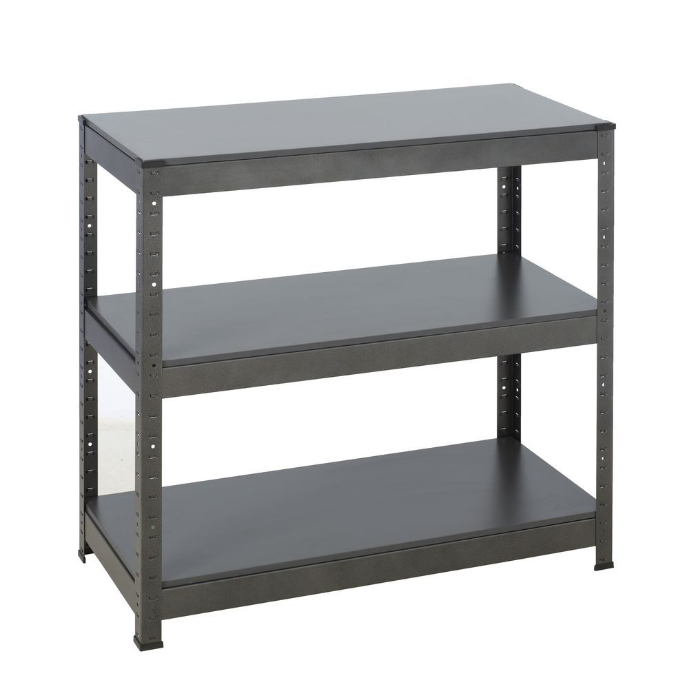 Ikea Metal Shelving