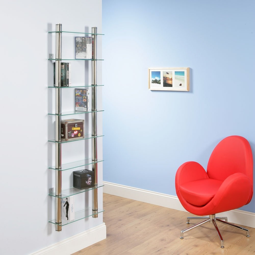 Modern Floating Shelves