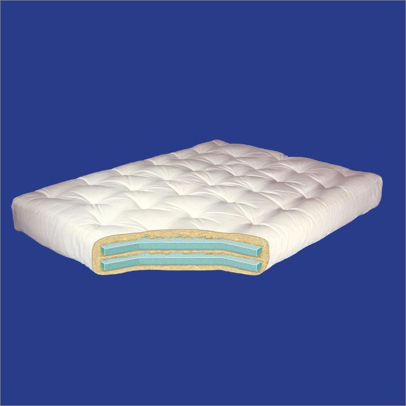 Organic Cotton Futon Mattress