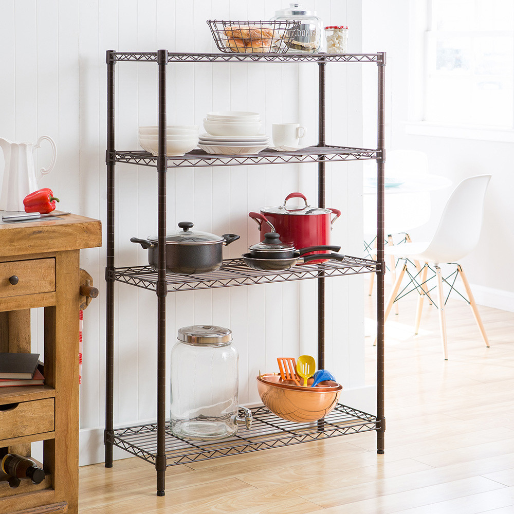 Trinity Wire Shelving