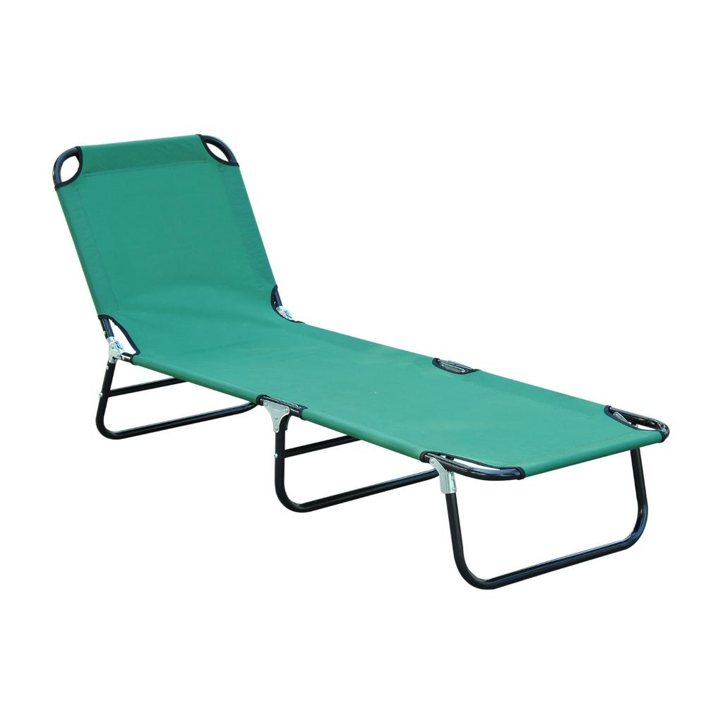 Folding Chaise Lounge Chair