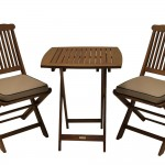 Folding Patio Furniture Set