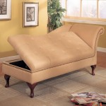 Indoor Double Chaise Lounge Chair