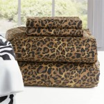 Leopard Print Accent Chair