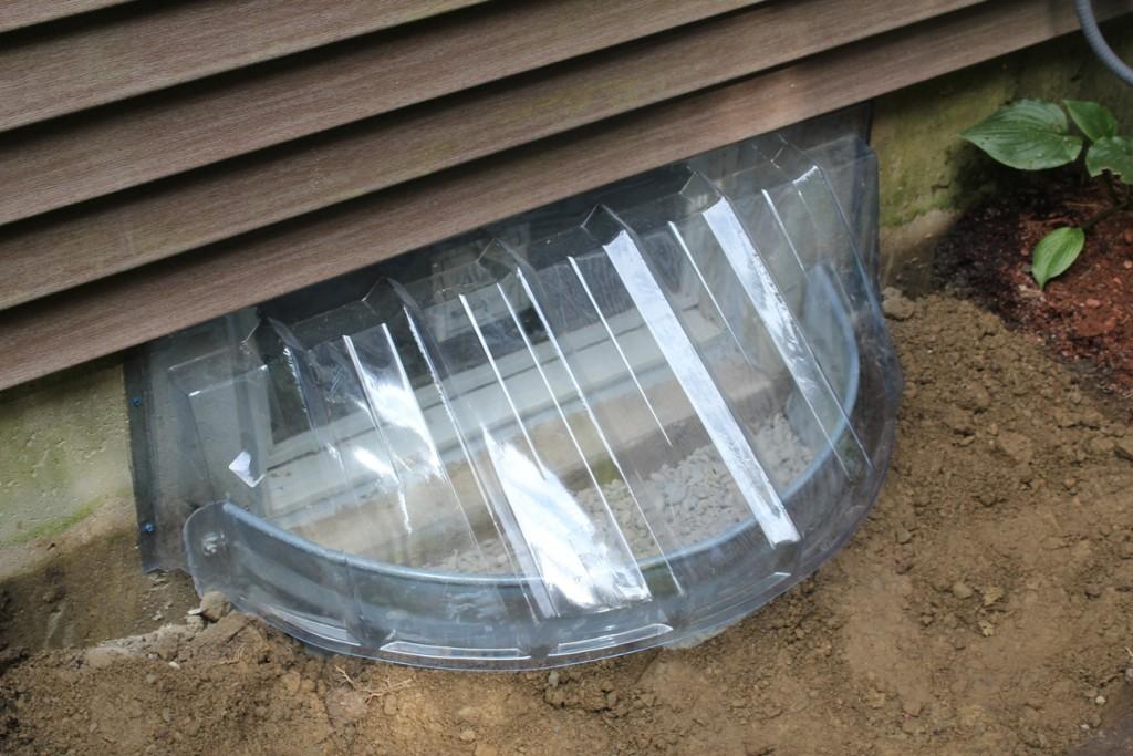 Lexan Window Well Covers