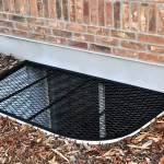 Metal Basement Window Well Covers