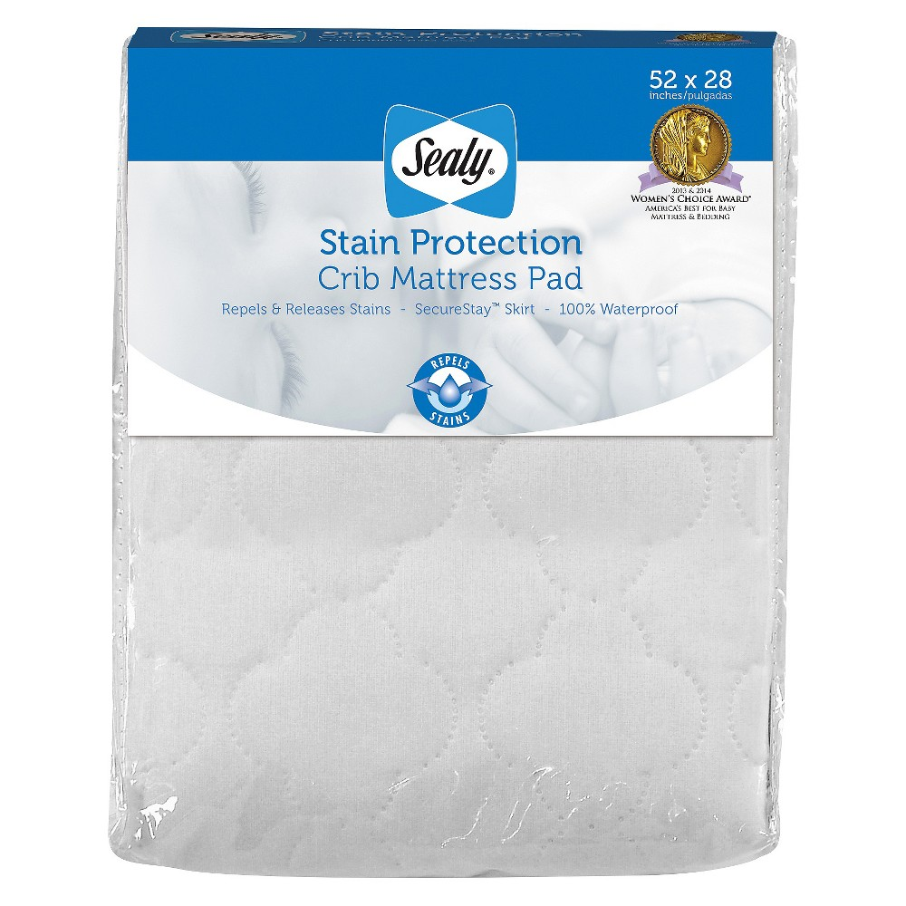 Sealy Crib Mattress Pad