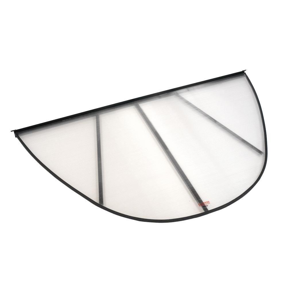 Shaped Window Well Covers