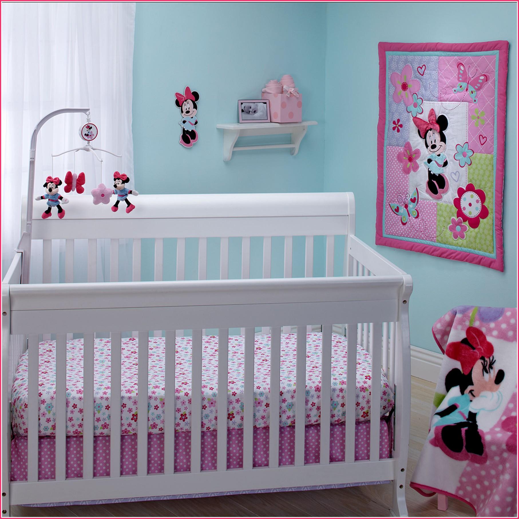 Baby Crib Mattress Decor Ideas